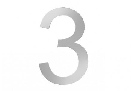 Décor Chiffre 3