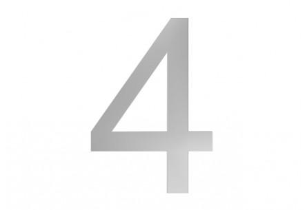 Décor Chiffre 4