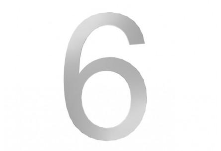 Décor Chiffre 6