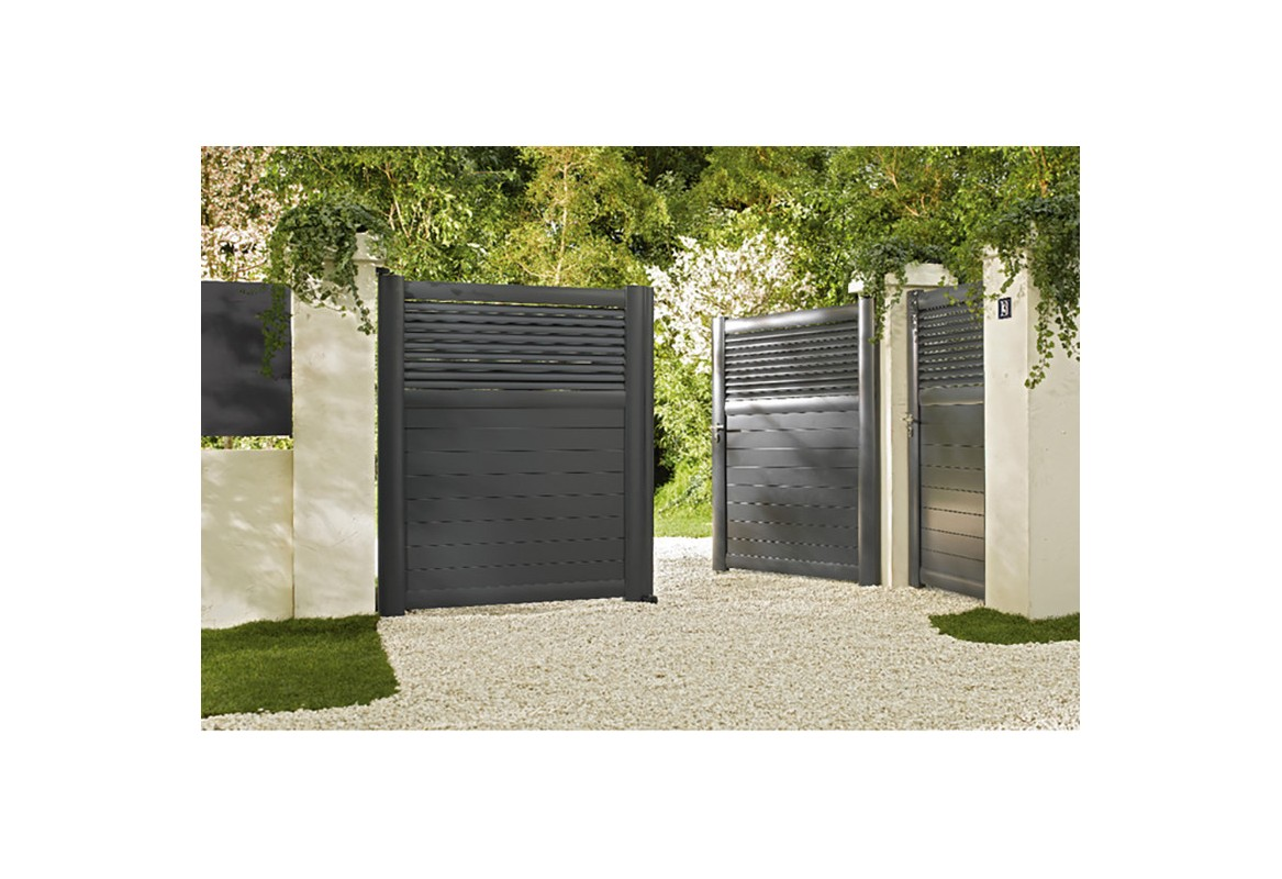 portail aluminium belgique prix portail aluminium. Black Bedroom Furniture Sets. Home Design Ideas