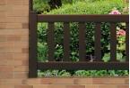 clôture aluminium Basae