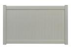 Clôture aluminium Hoteo