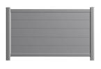 Clôture aluminium Nametil