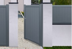 Portillon aluminium Royal