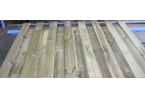 Fill-it, exemple de remplissage : Lames bois, remplissage plein et décalé en hauteur