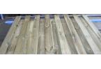 Filling, exemple de remplissage : Lames bois, remplissage plein et décalé en hauteur