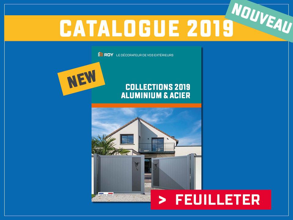 Catalogue produits ROY 2019