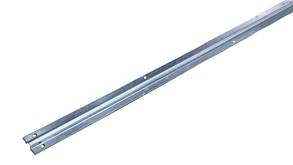 rail galvanisé