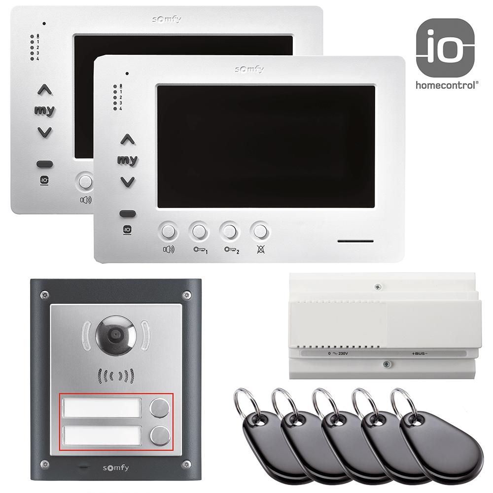 visiophone kit premium IO