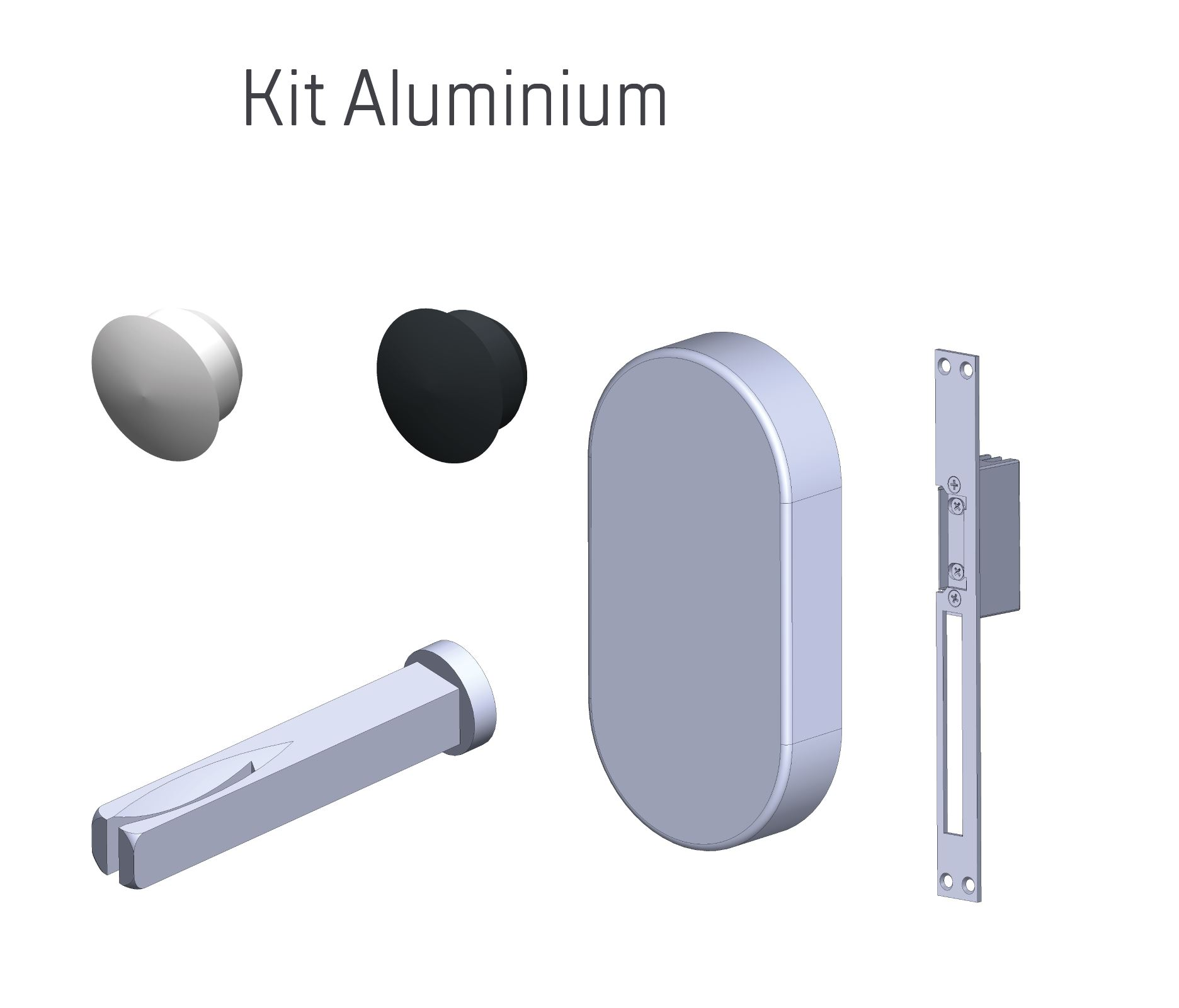 gache-electrique-kit-aluminium