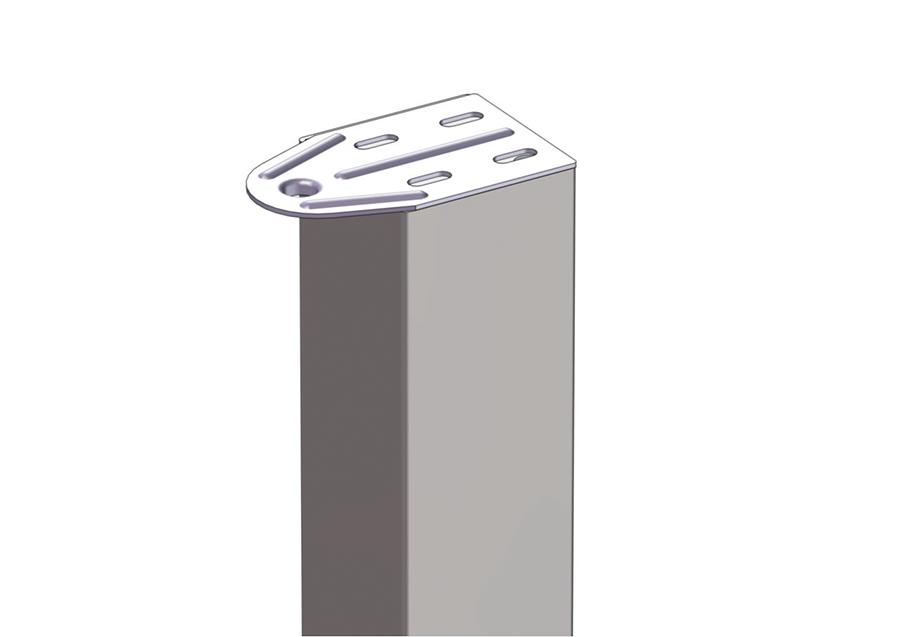 poteau-acier